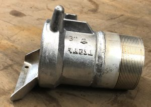 3″ Female Coupler X 3″ MBSP