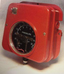 OPLCDPCO 0-300 Switchgauge