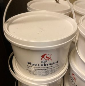 Tub lubricant