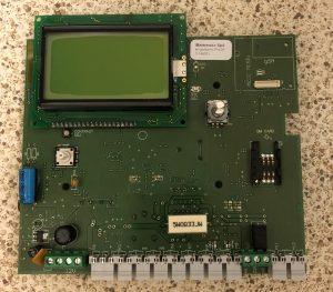 Irrigamatic Pro 35 circuit panel (new)