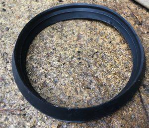 Socket 110mm Spare seals