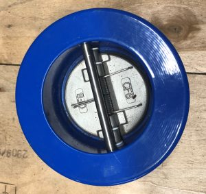 Non Return Valve Double Plate 100mm