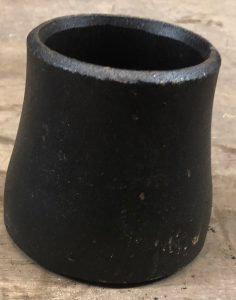 Weld on Steel Reducer 3″-2″