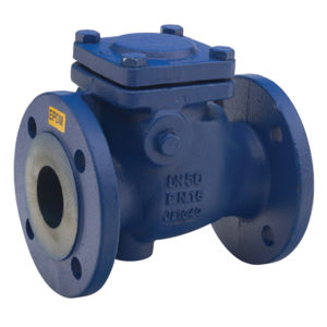 Gatevalve (Cast Iron Check Valve – Flanged PN16)