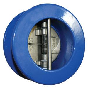 Dual Plate gatevalve (Dual plate check valve NBR Seat)