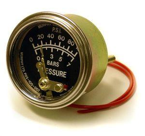 20P & 25P series Pressure Swichgage®