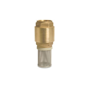 Footvalve 4″ Bosta Brass