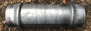 200mm Double socket steel raw